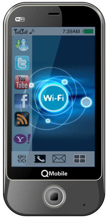 qmobile E950 Wifi Touch