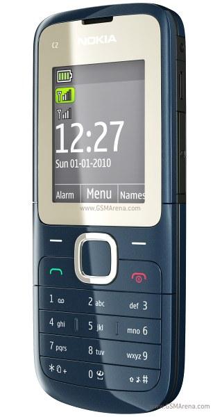 Nokia C2-00 Игры