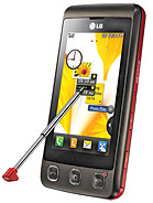 LG KP500 price