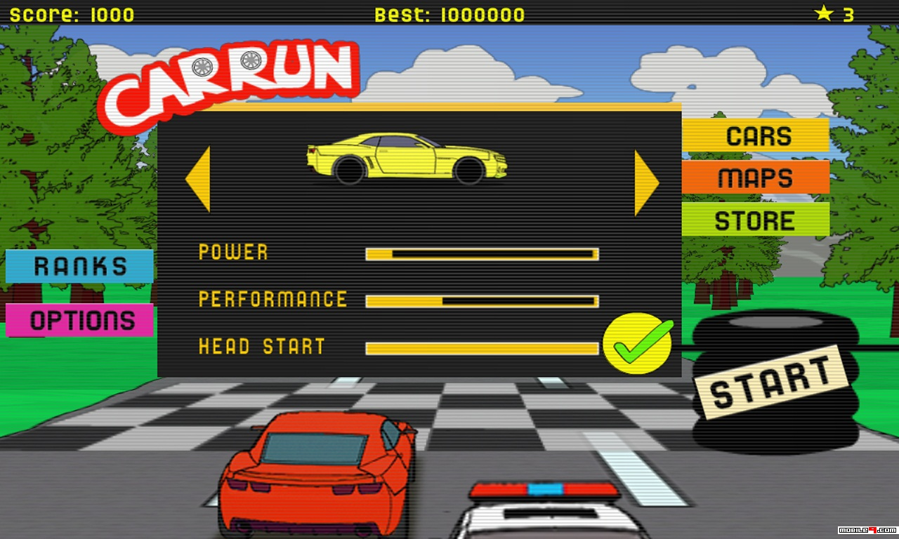 Java Car Race Game Com