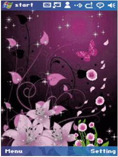 download Flowers_and_Butterflies themes