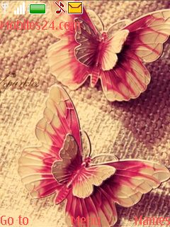 download Pink_Butterflies themes