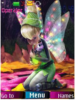 download Tinkerbell_Fairy themes