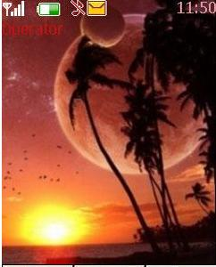 download Sunset_Planets themes