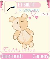download Teddy_Love themes
