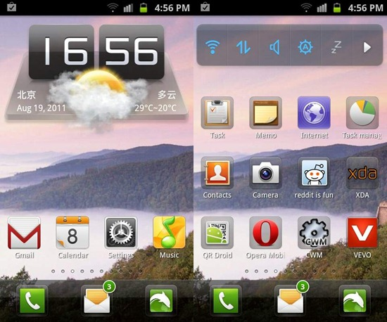 MiUi-Style Launcher
