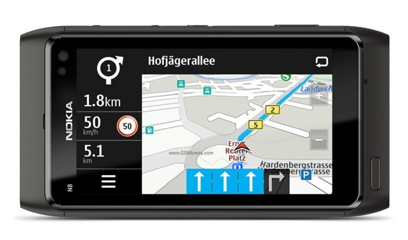 Nokia Maps 3.08 With Weather Plug-in