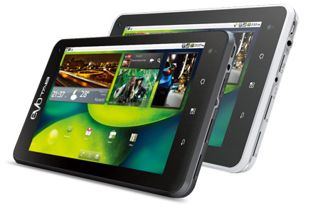 A Tablet Introduced By PTCL In Its Evo Brand