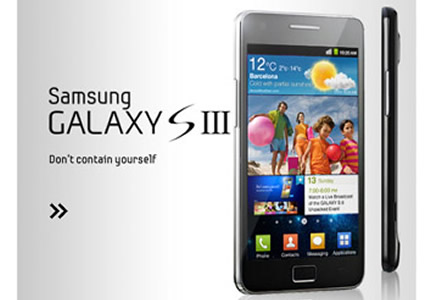 Samsung Galaxy S III Expected To Be Released In April This Year