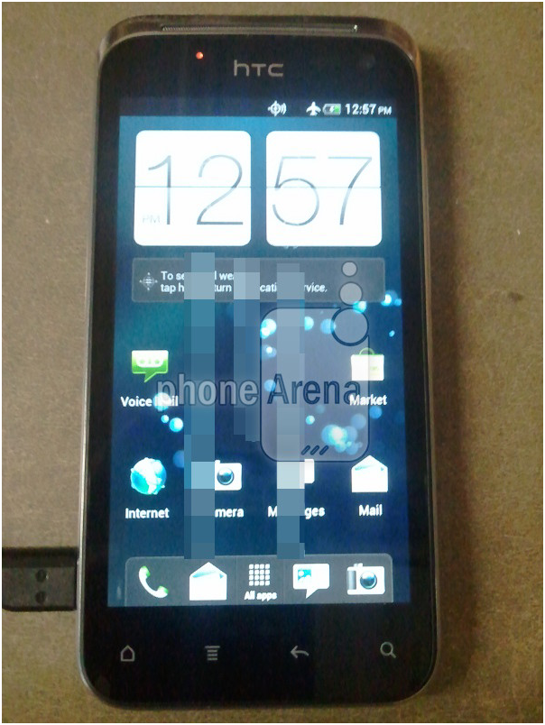 Image Of Upcoming HTC Smartphone Leaked; Exact Model Still Unknown [IMAGE]