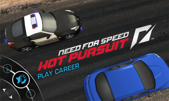 Need For Speed Hot Pursuit Now Available In Windows Phone Marketplace [DOWNLOAD]