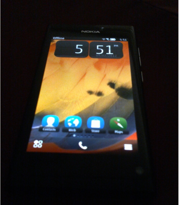 Nokia 801; One Of The Last Symbian Smartphones By Nokia [IMAGE LEAKED]