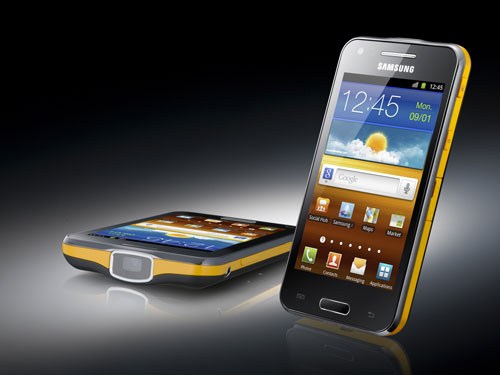 """Samsung Beam"" Announced At MWC 2012"