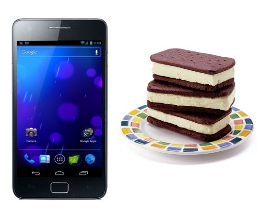 Samsung Announces To Release Android ICS 4.0 Update For Galaxy S II On March 1st 2012