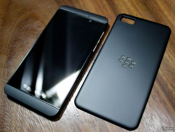 Blackberry Z10: Full Specifications List