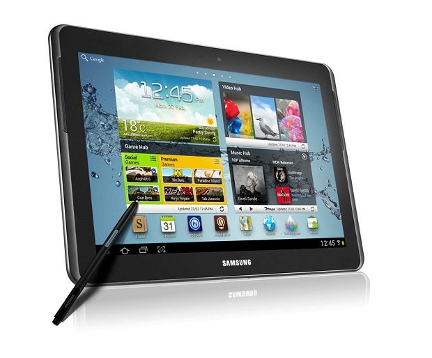 Samsung Galaxy Note 8.0 Releasing In Europe At The End Of March 2013