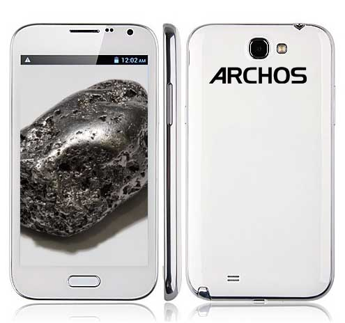 Archos Jumps Into Mobile Business By Releasing 3 Smartphones A Once